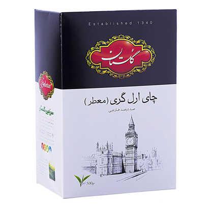 تصویر چای سیلان عطری 500 گرمی گلستان