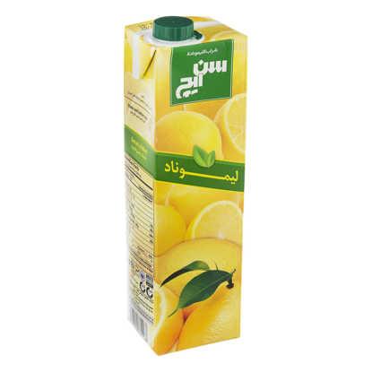 تصویر نوشیدنی میوهای لیموناد 1 لیتری سنایچ