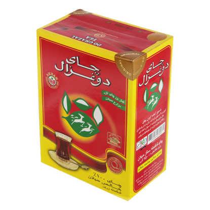 تصویر چای ساده 250 گرمی دوغزال