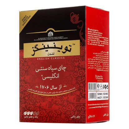 تصویر TWINING چای سنتی انگلیسی ۴۵۰ گرمی