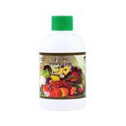 تصویر من ضد عفونی کننده سبزی و میوه نیم لیتری