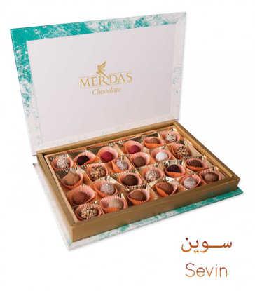 تصویر شکلات کادویی سوین