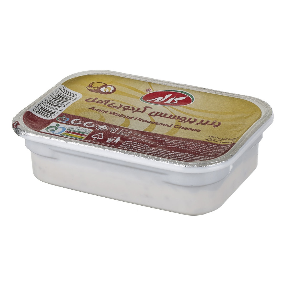 پنیر پروسس گردویی آمل کاله 200 گرمی