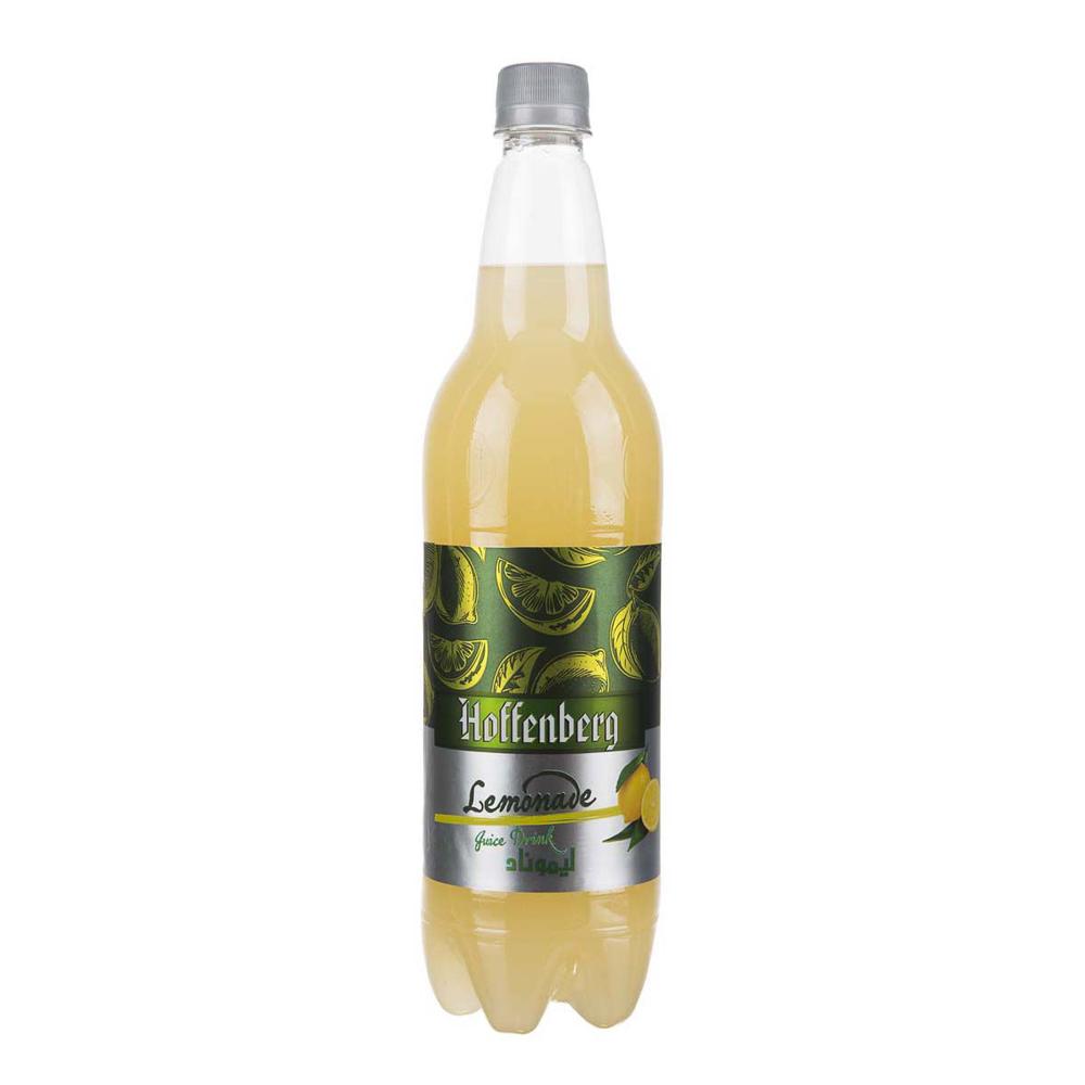 تصویر هوفنبرگ-آبمیوه گازدار لیموناد 1لیتر پت
