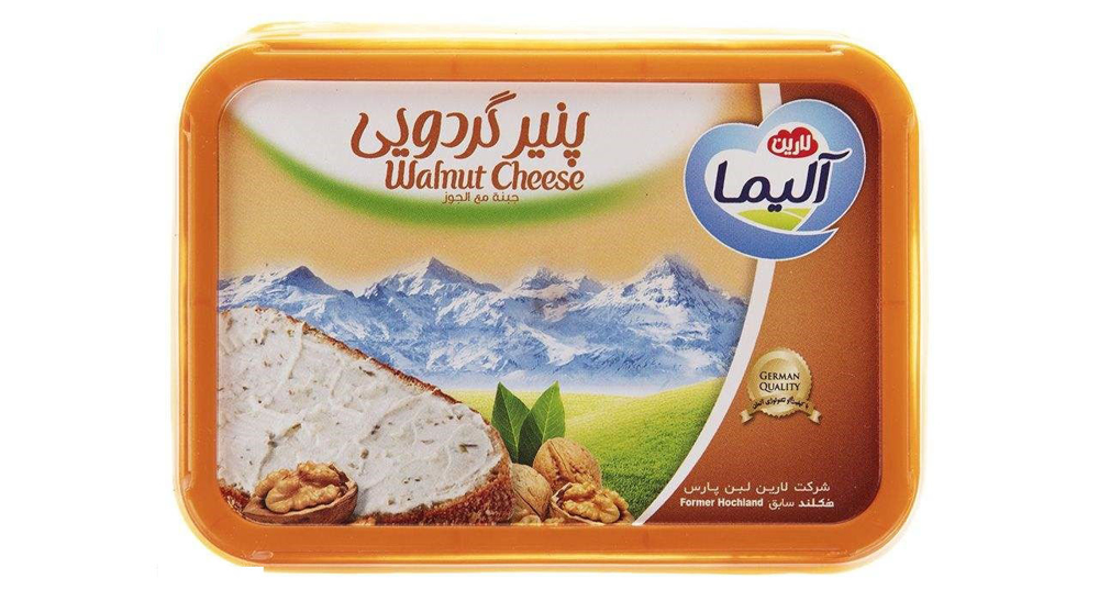 پنیر گردویی آلیما 150 گرمی