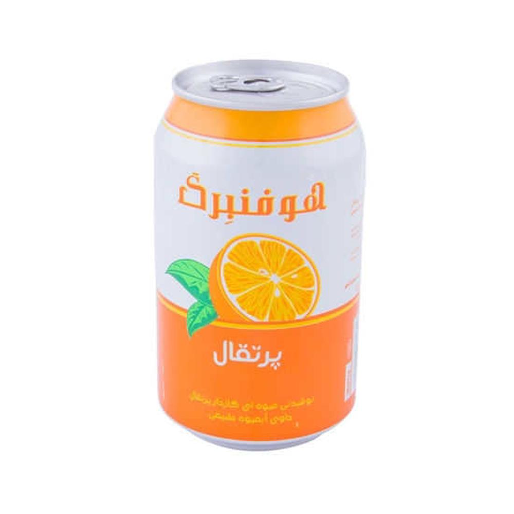 هوفنبرگ آبمیوه قوطی پرتقال