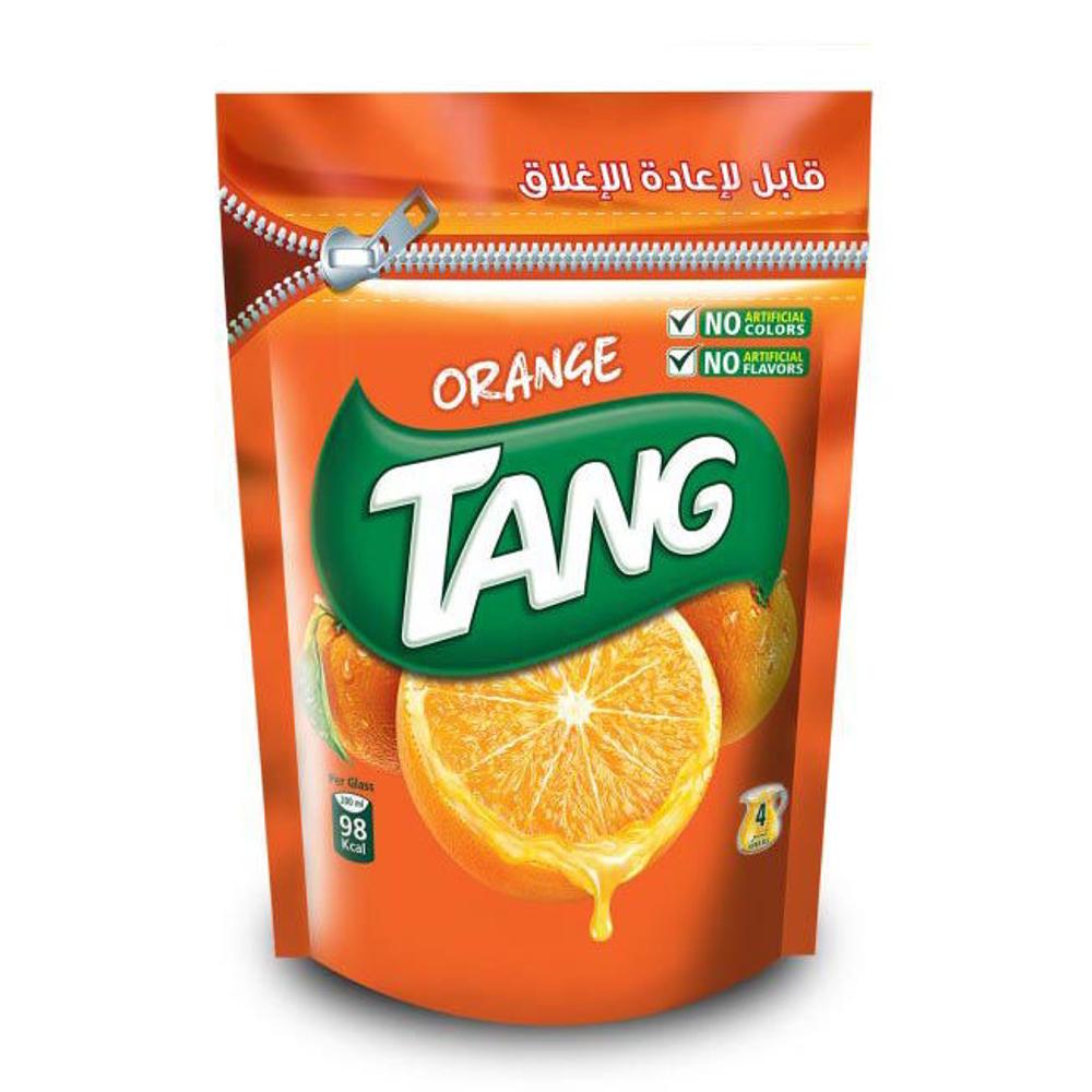 تصویر پودر شربت تانج پرتقال 500
