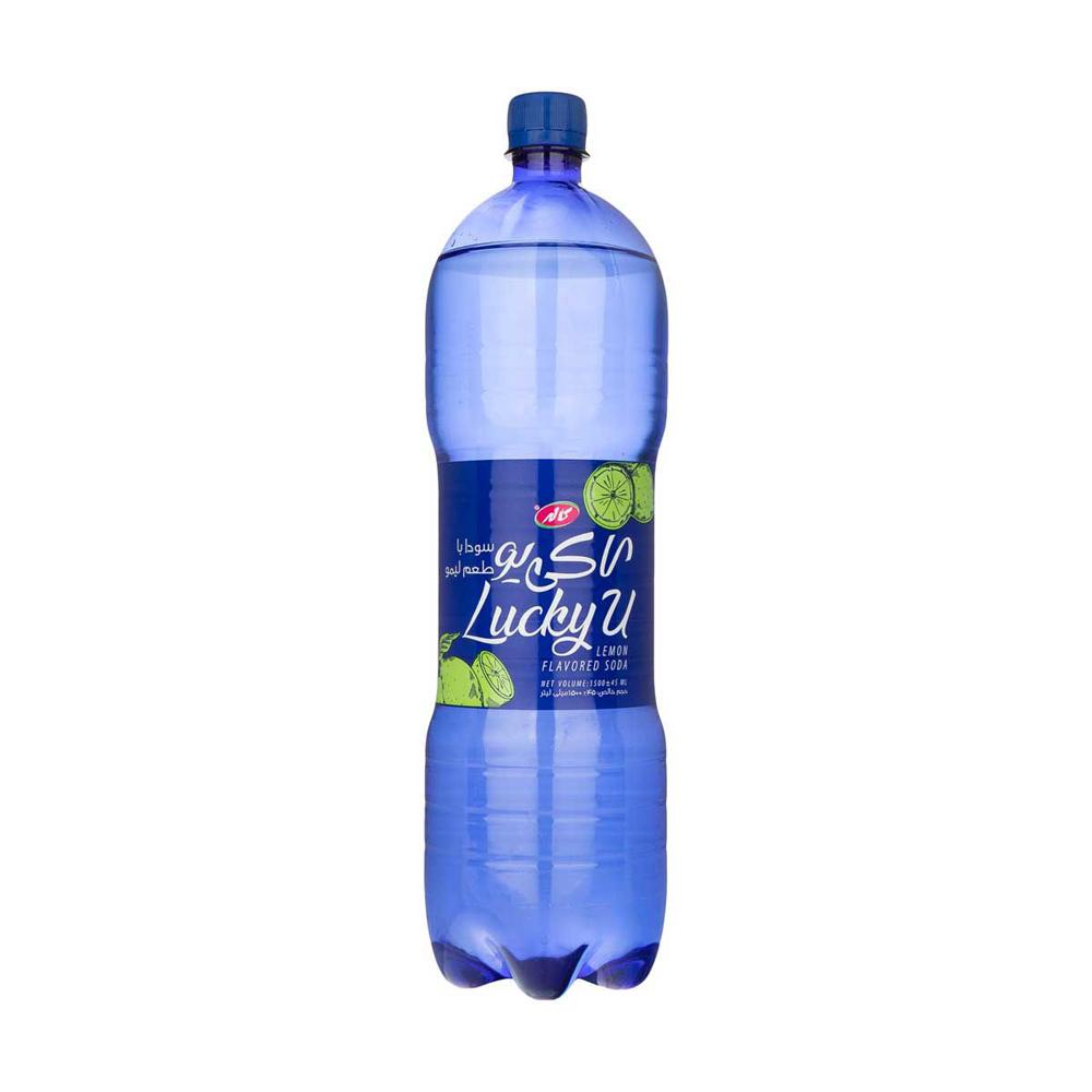 تصویر کاله نوشیدنی گازدار 1.5 سودا لیمو