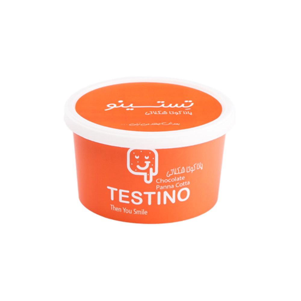 تصویر تستینو دسر شیری 150 گرمی پاناکوتا