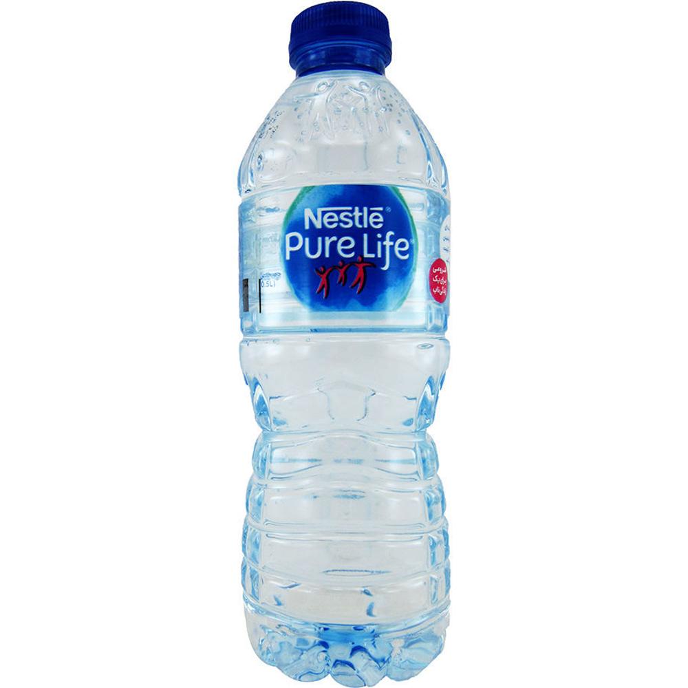 تصویر نستله - آب معدنی 500م (کوچک)