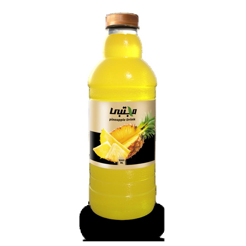 تصویر آبمیوه آناناس مجتبی