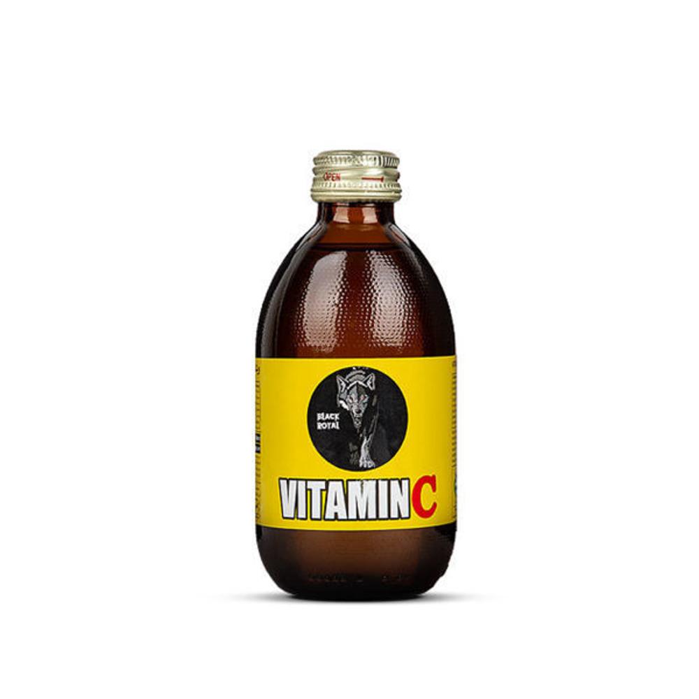 تصویر ویتامین سی شیشه بلک رویال