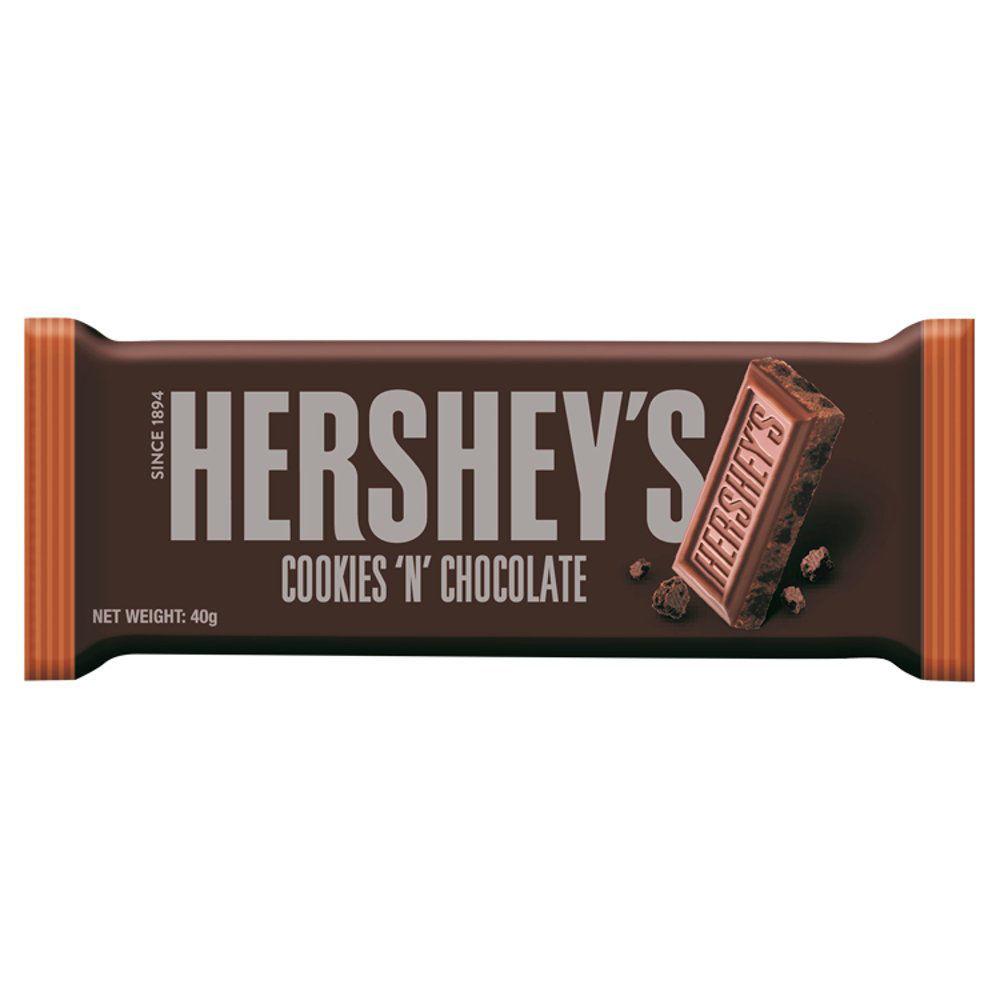 تصویر هرشیز شکلات کوکی شکلاتی