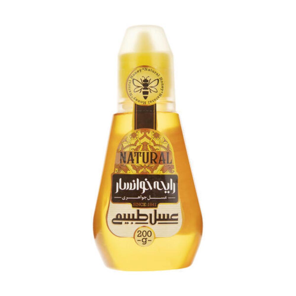 تصویر عسل طبیعی پمپی 200 گرمی