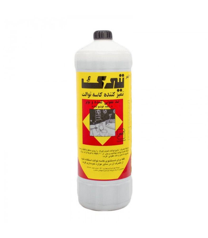 تصویر تیرک مایع تمیز کننده 1لیتری