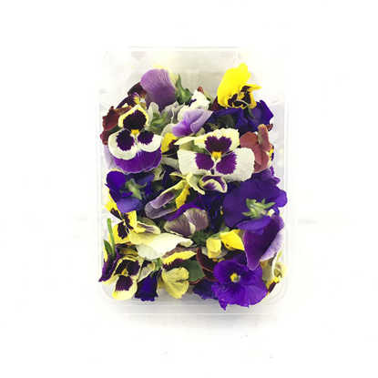 تصویر گل خوراکی کوچک