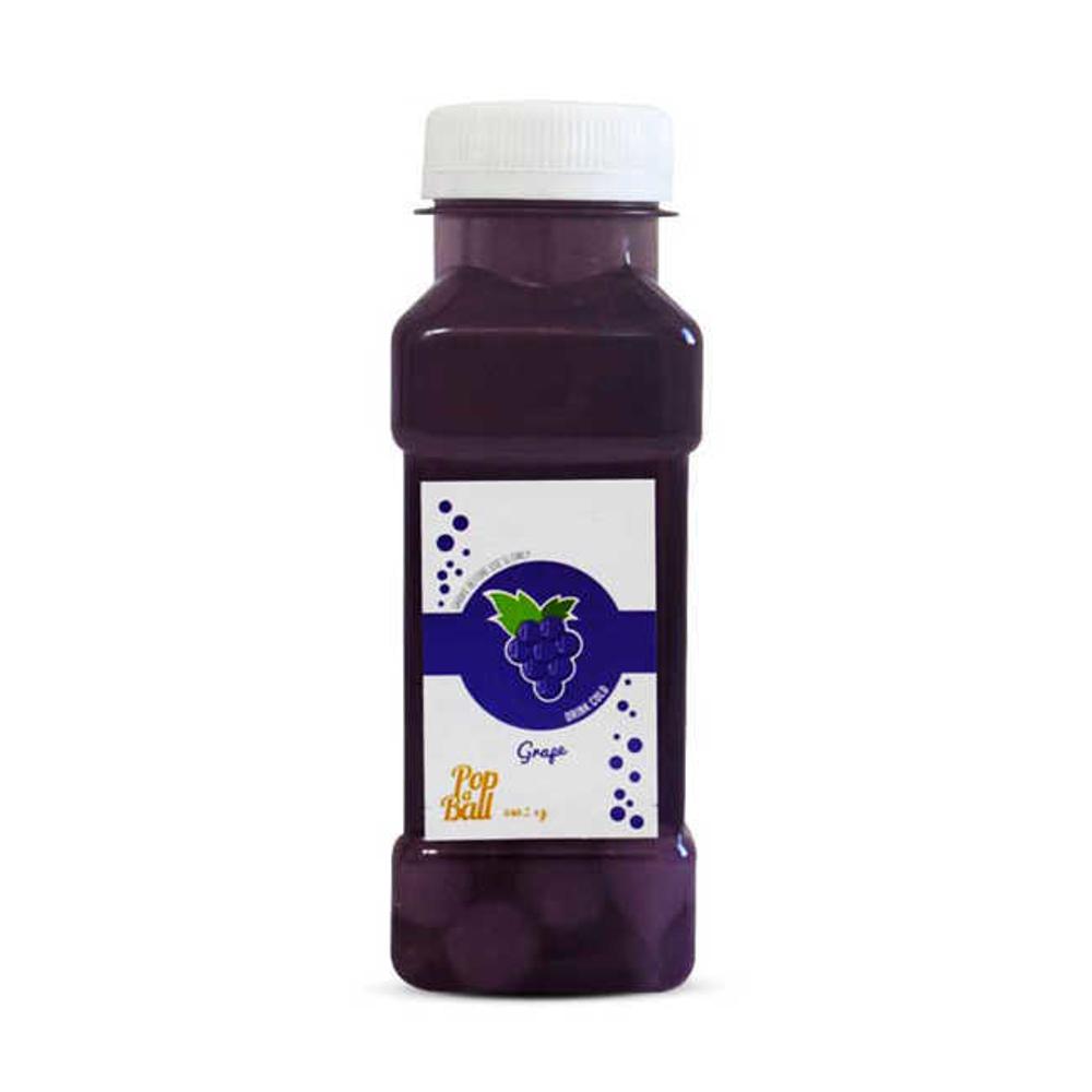 تصویر نوشیدنی جلبک انگور