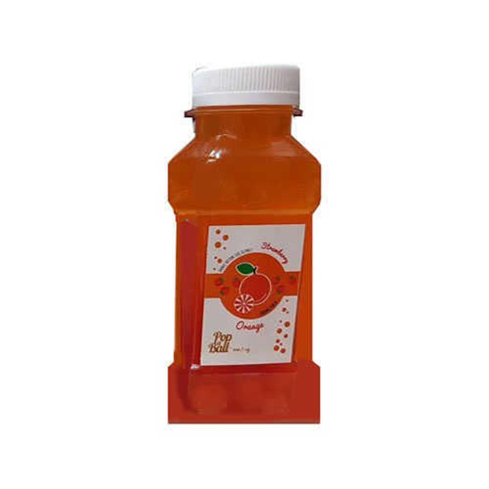 تصویر نوشیدنی جلبک پرتقال