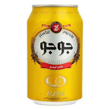 ماء الشعیر قوطی لیمو 330