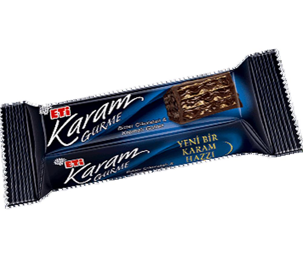 شکلات کارام