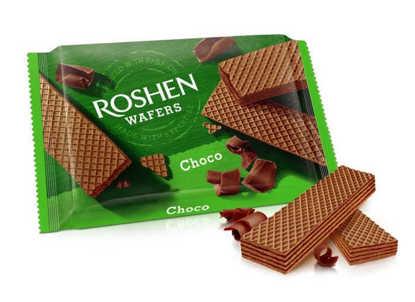 ویفر 72 گرم شکلات