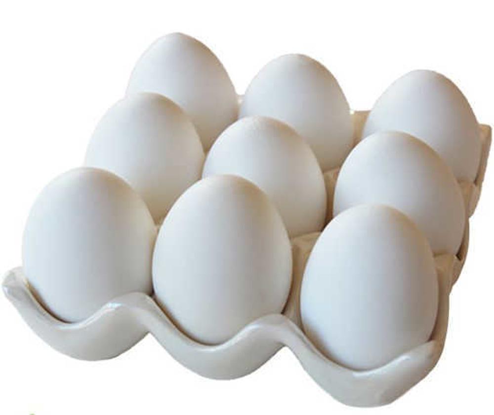 تخم مرغ 9 تایی دست رنج