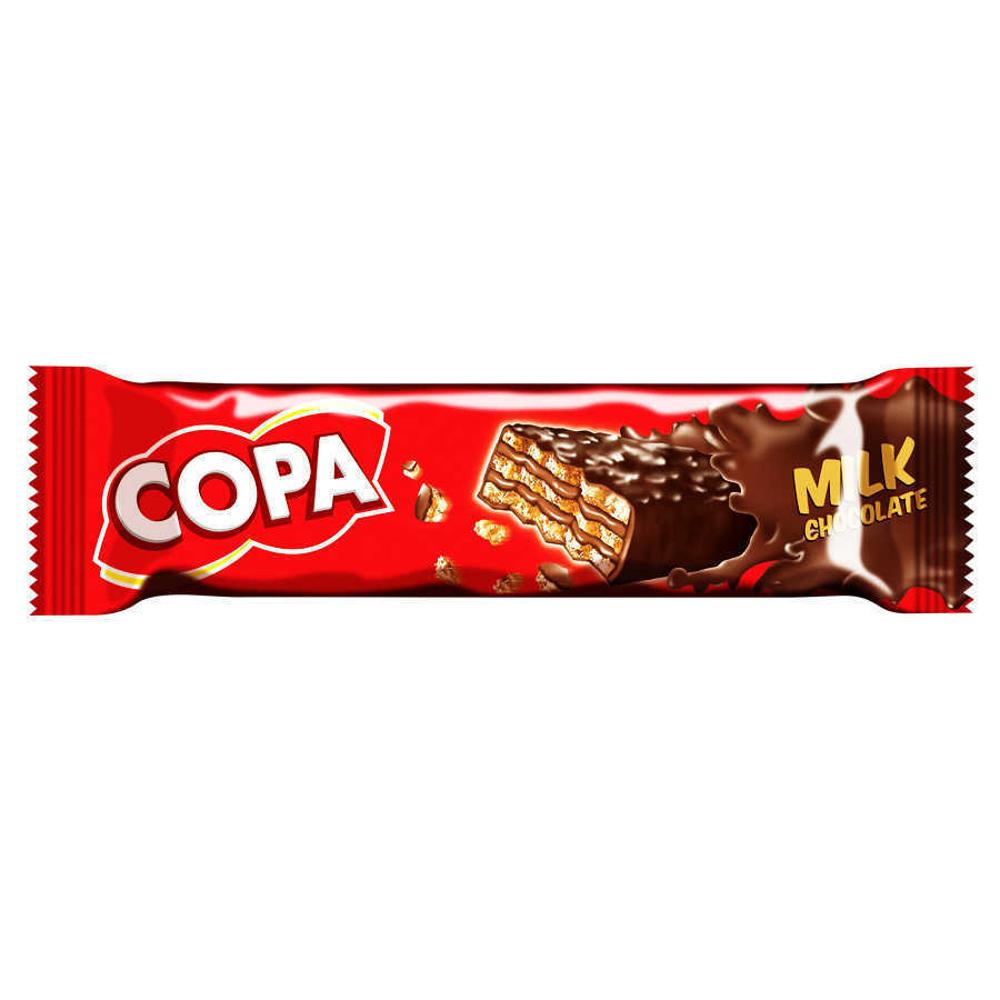 ویفر قرمز کاکائویی 40