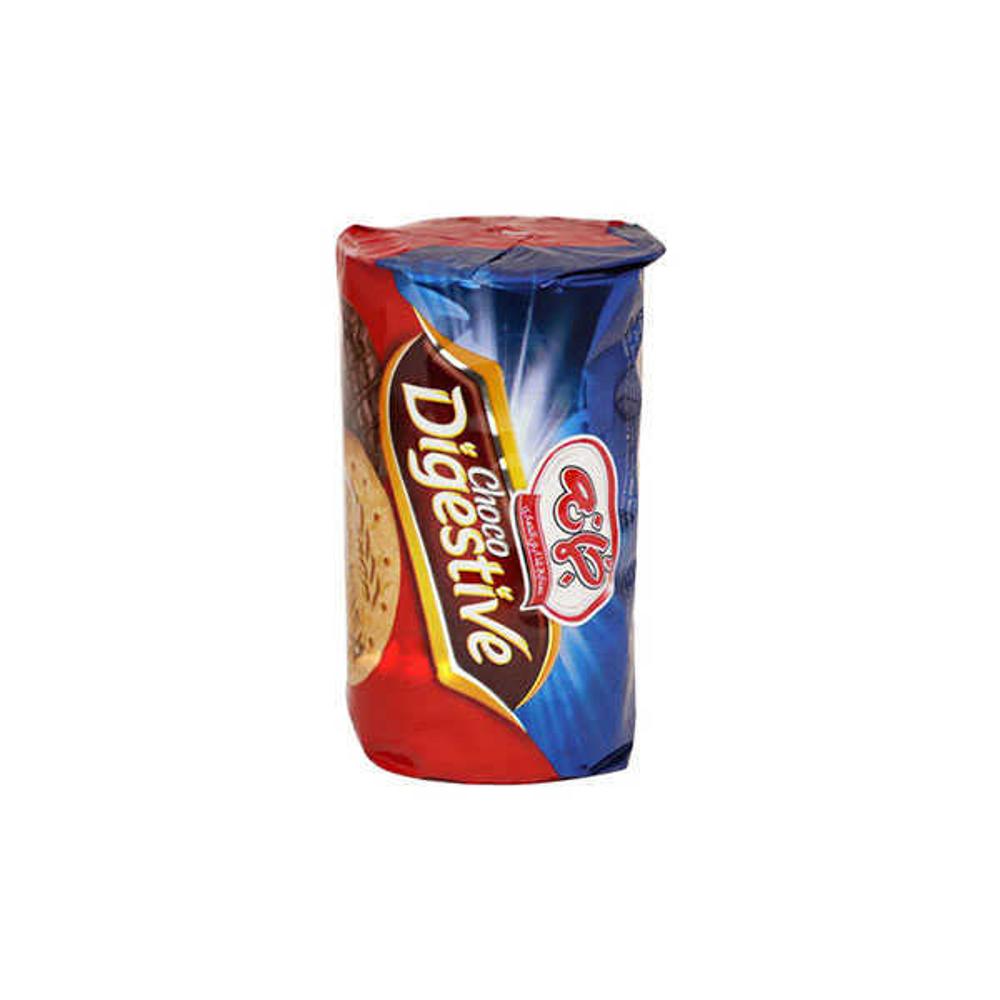 تصویر جمانه بیسکویت جو دایجستیو شکلاتی 180 گرمی