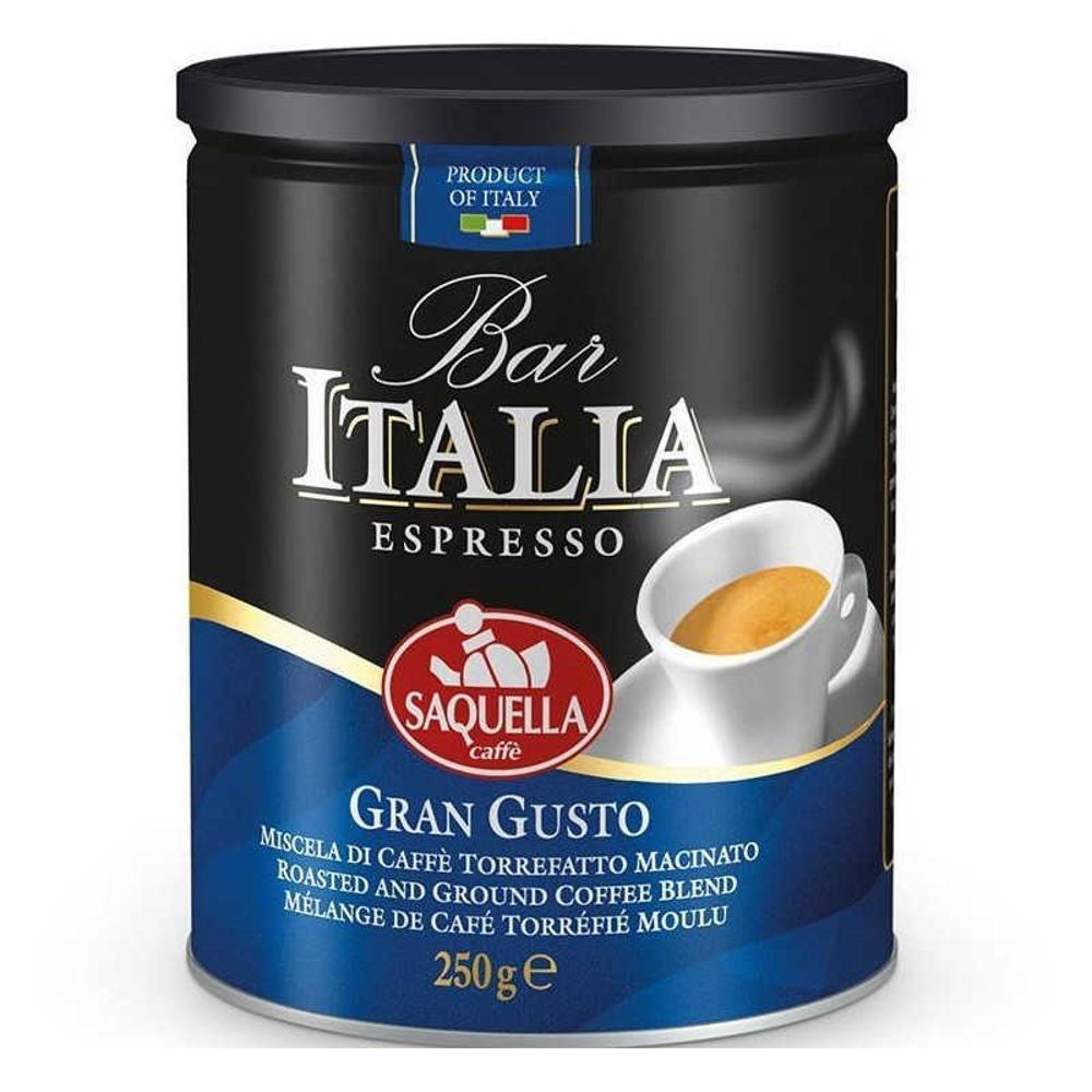 تصویر ساکولا قهوه ایتالیایی مدل گرن گاستو 250گرمی