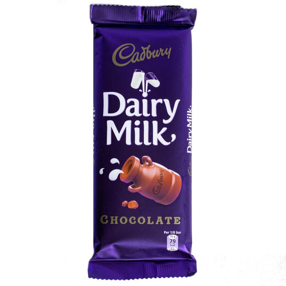 شکلات تابلت شیری
