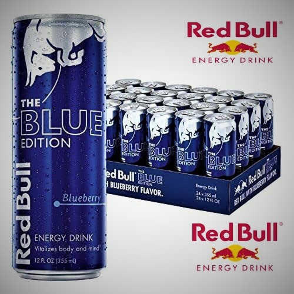نوشیدنی انرژی زا ادیشن آبی