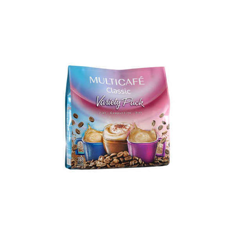 مولتی کافه بسته ترکیبی کافی میکس24 عددی