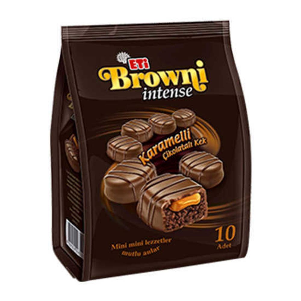 اتی مینی کیک براونی کاراملی 160گرم