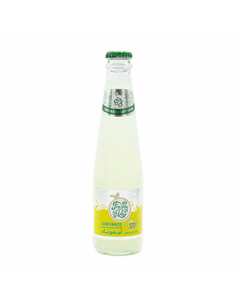 فرش دی نوشیدنی گازدار لیموناد 250سی سی