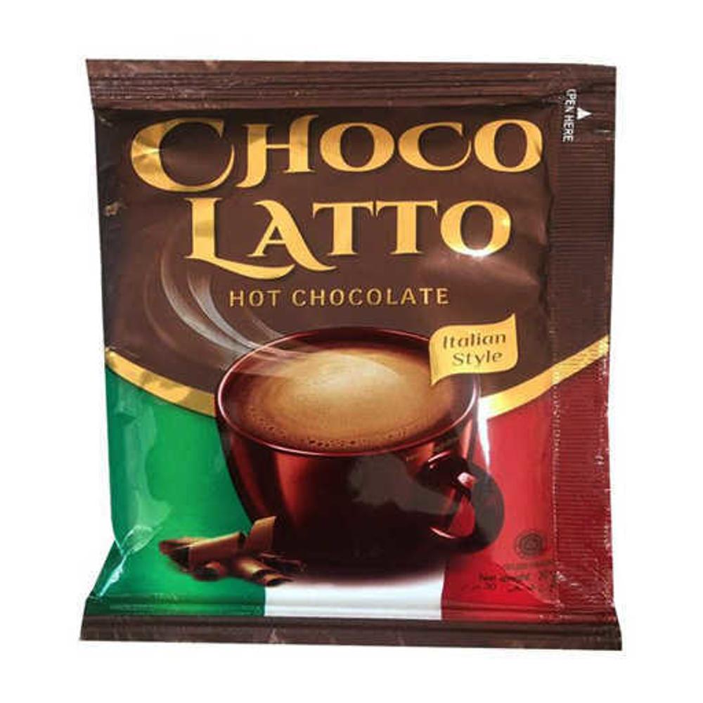چوکولاتو پودر هات چاکلت تک نفره 30 گرمی