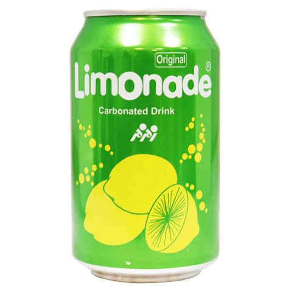 زمزم نوشابه گازدار لیموناد 300 سی سی