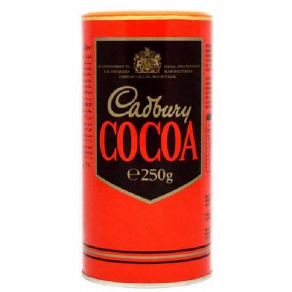 کد بری پودر کاکائو