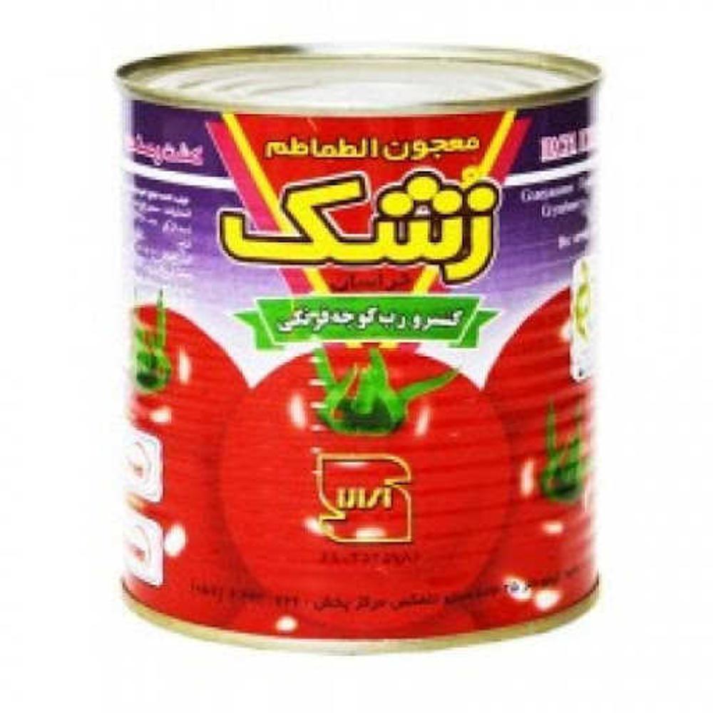 زشک رب گوجه فرنگی 800 گرمی