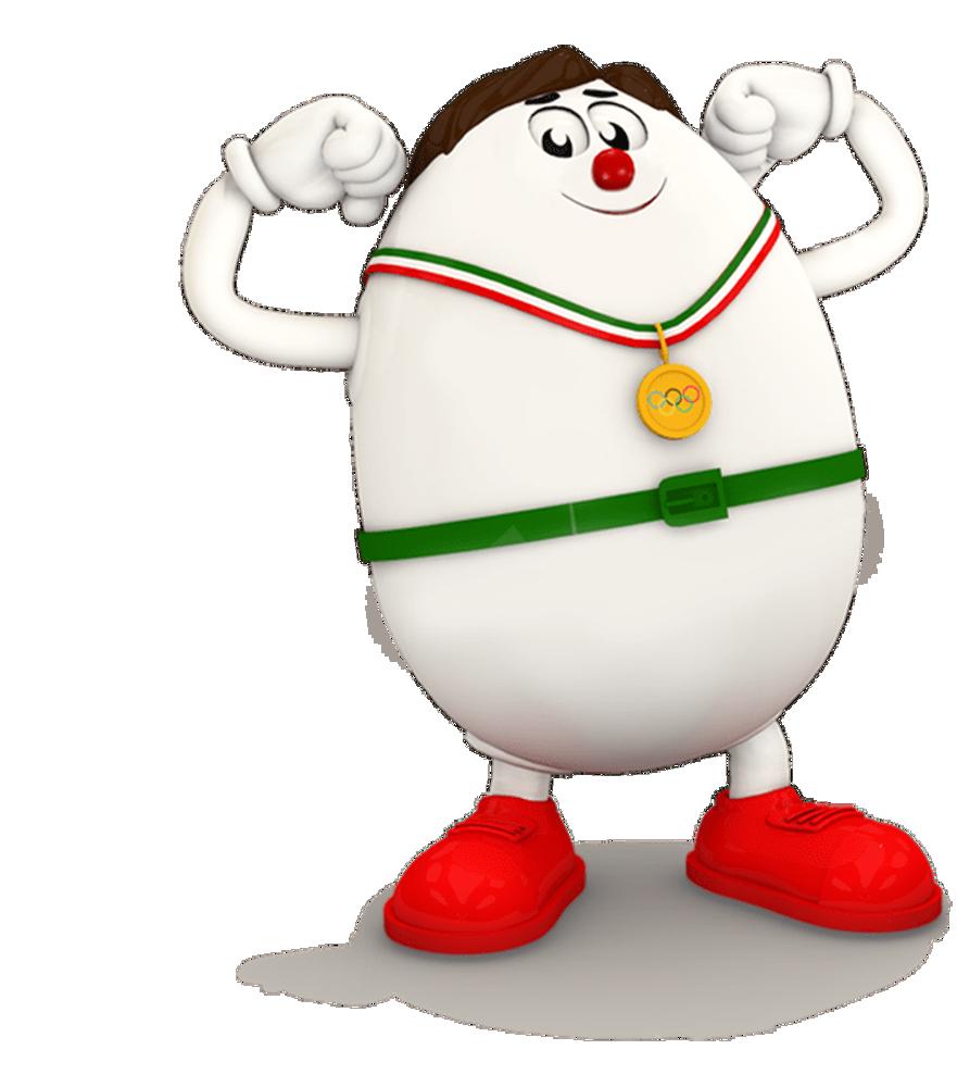 کیمدی تخم مرغ شانسی ورزشکار