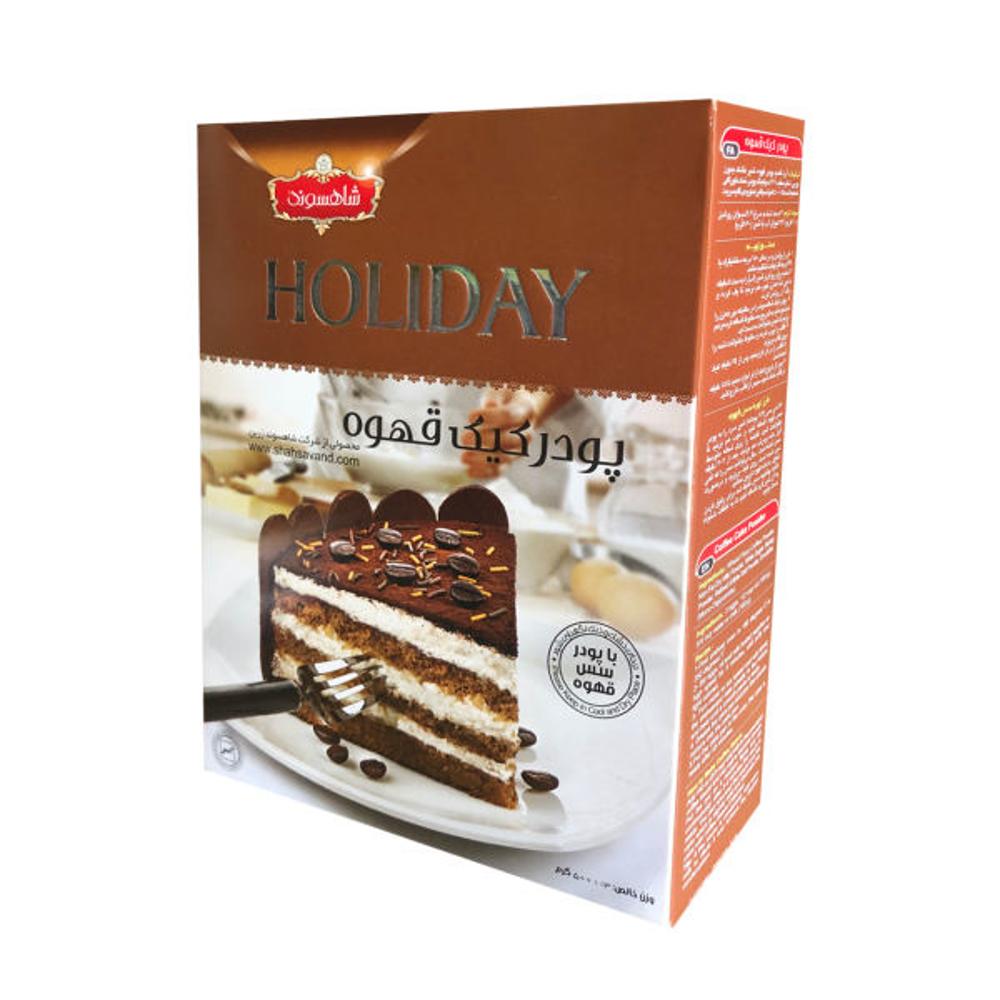 تصویر شاهسوند پودر کیک قهوه